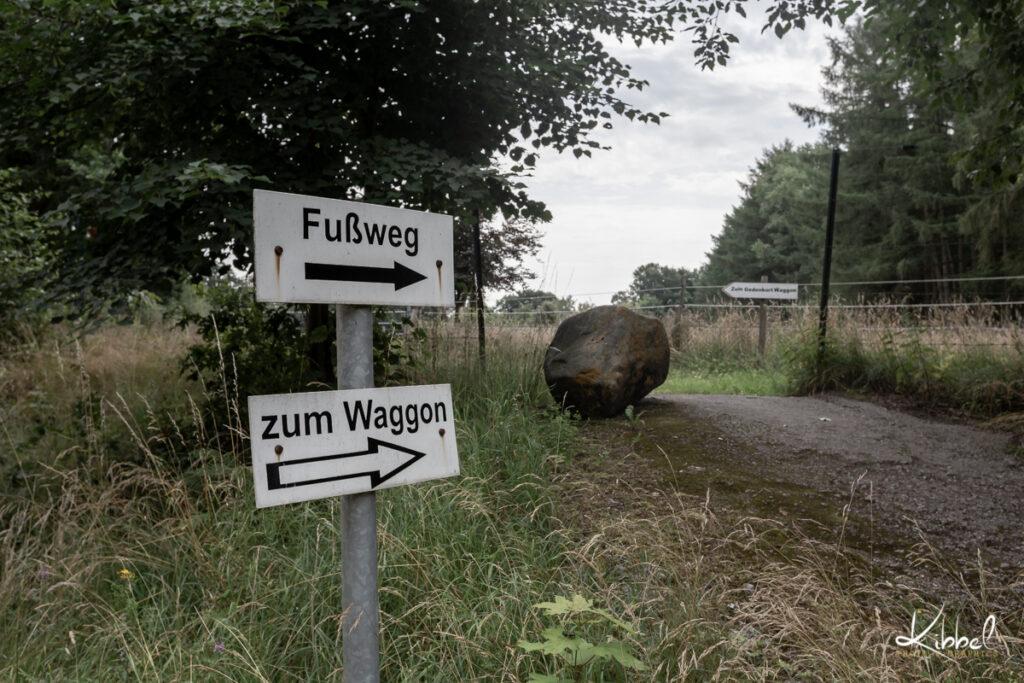 Der Waggon