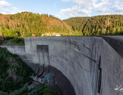 Største dæmning i det 1600-århundrede – Oker dam